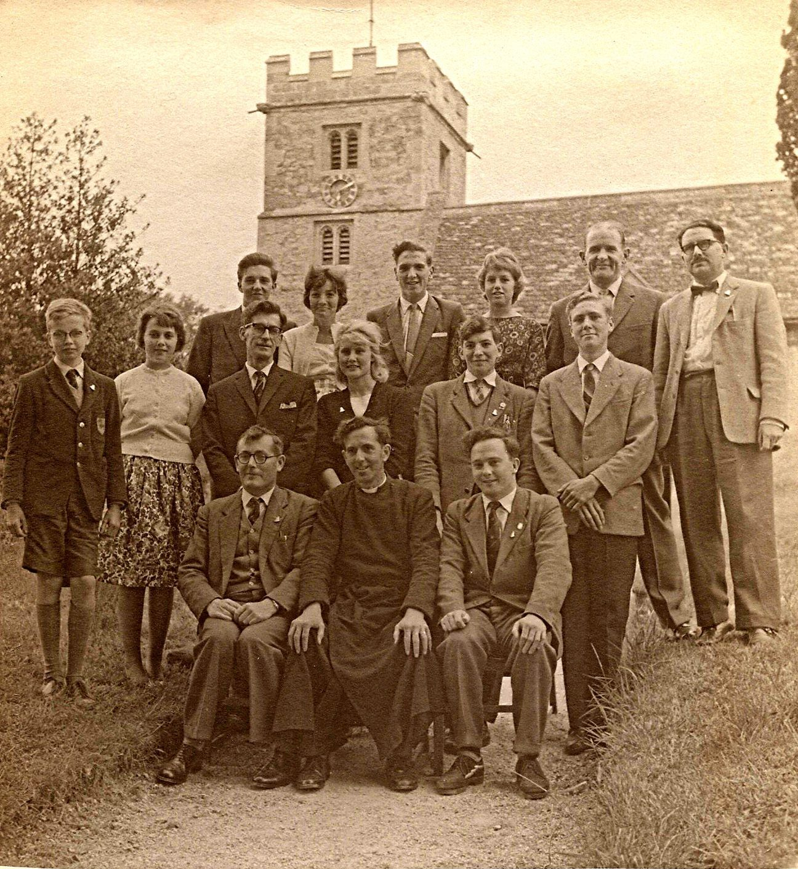 Bellringers Group abt1951